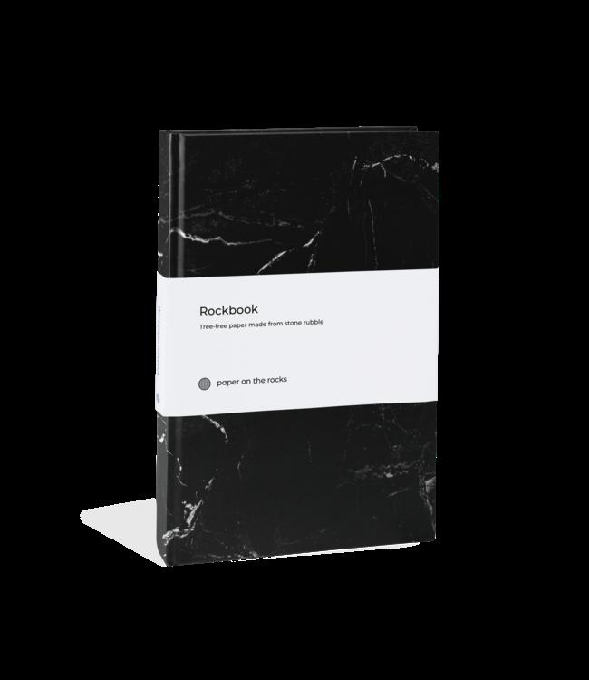 Stone paper Marble premium notitieboeken Noir