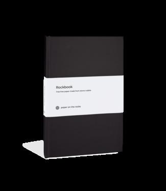 Stone paper notitieboek hardcover Black