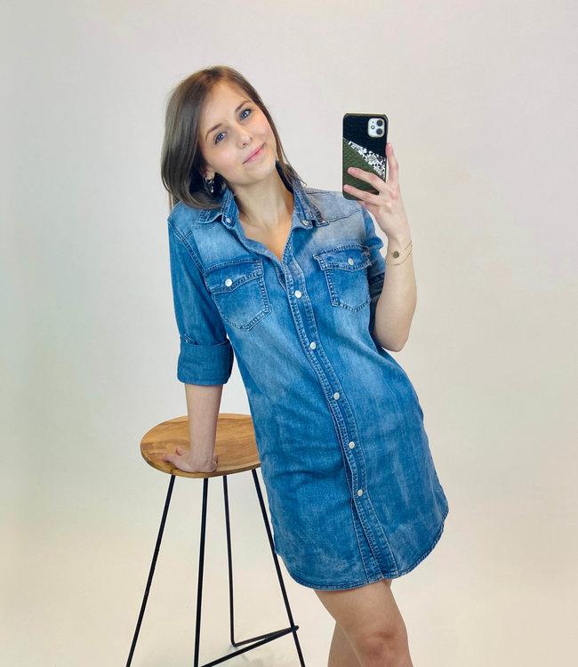Jeanskleedje