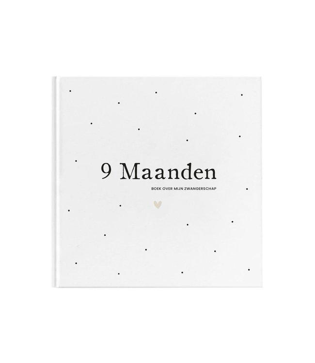 9 Maanden Invulboek Original