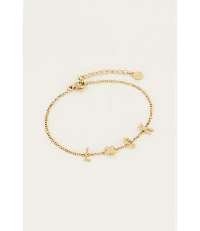 Armband luck -   MJ044661200