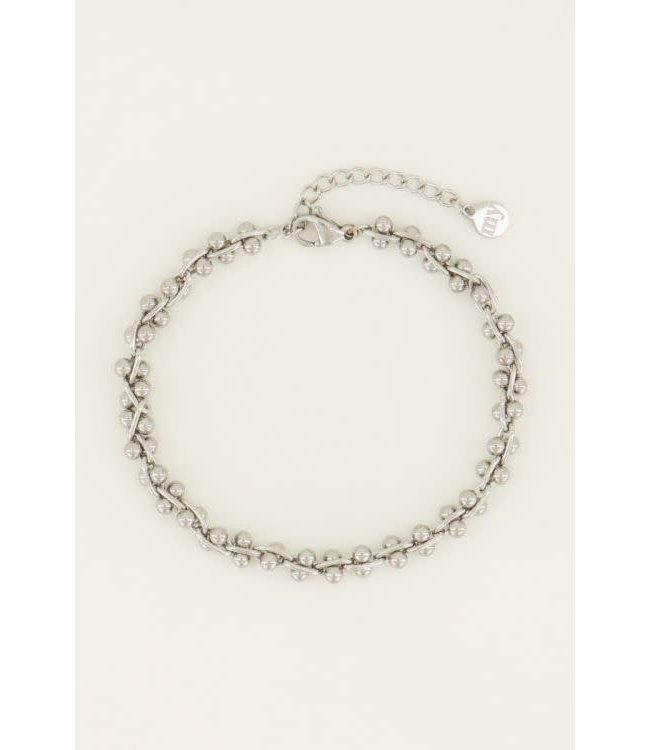 Armband bolletjes - MJ044591500