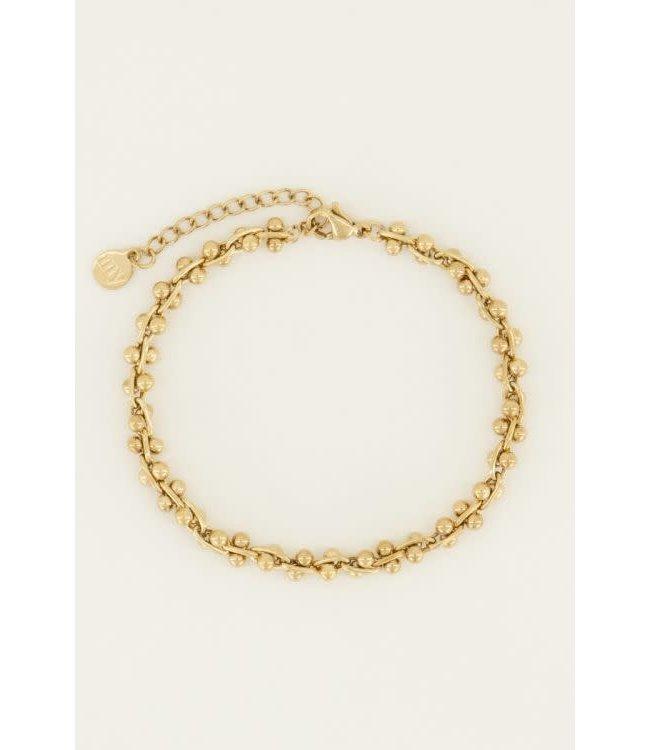 Armband bolletjes - MJ044591200