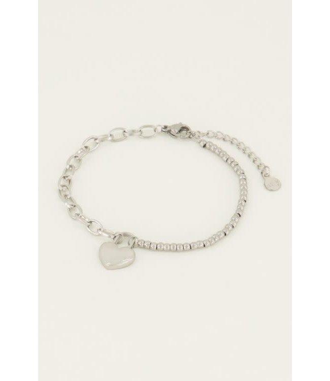 Armband hart slot - MJ044681500