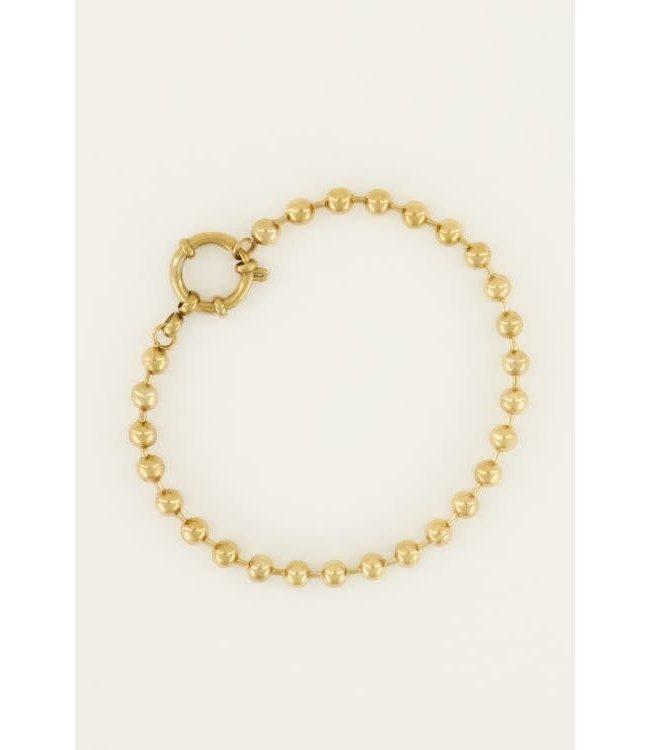 Armband bolletjes - MJ044691200