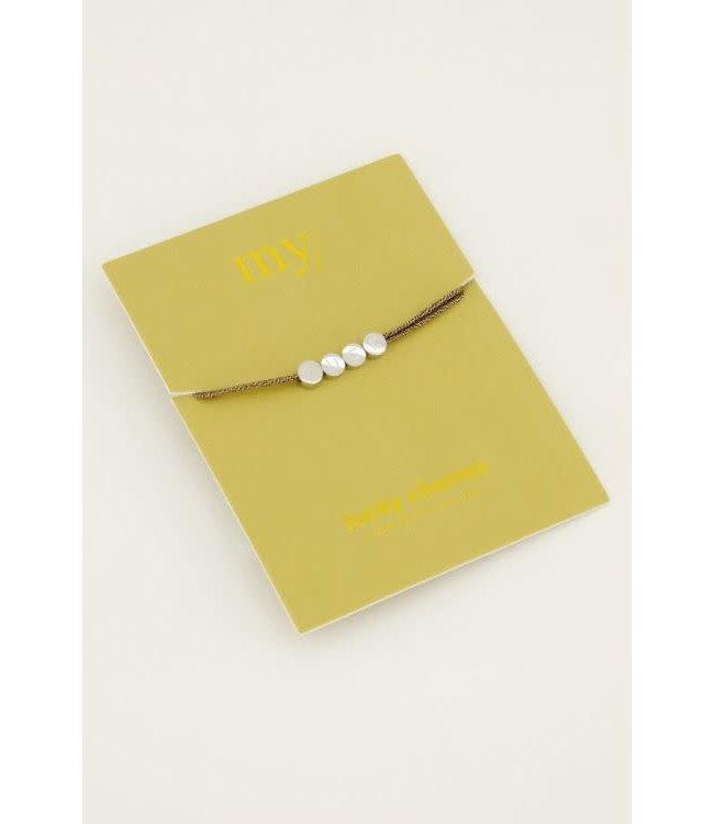 Armband touw luck - MJ044981500