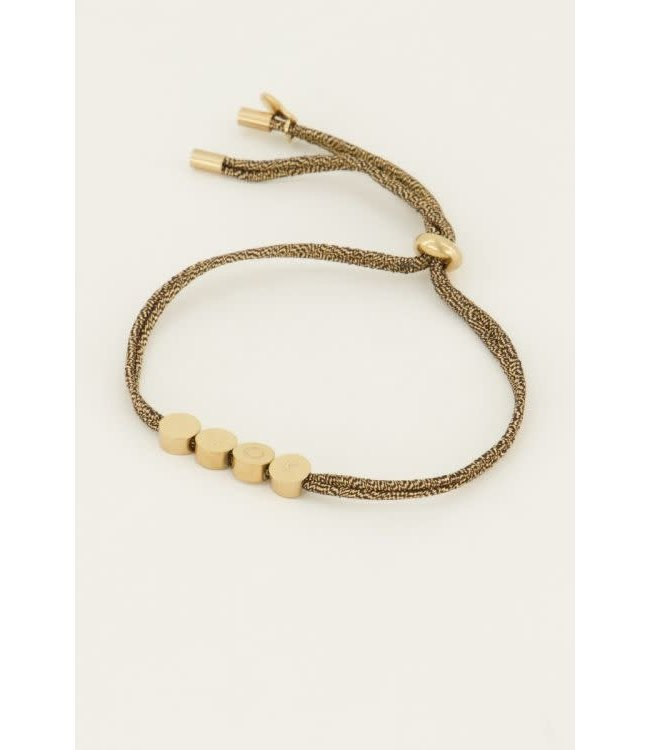 Armband touw luck - MJ044981200
