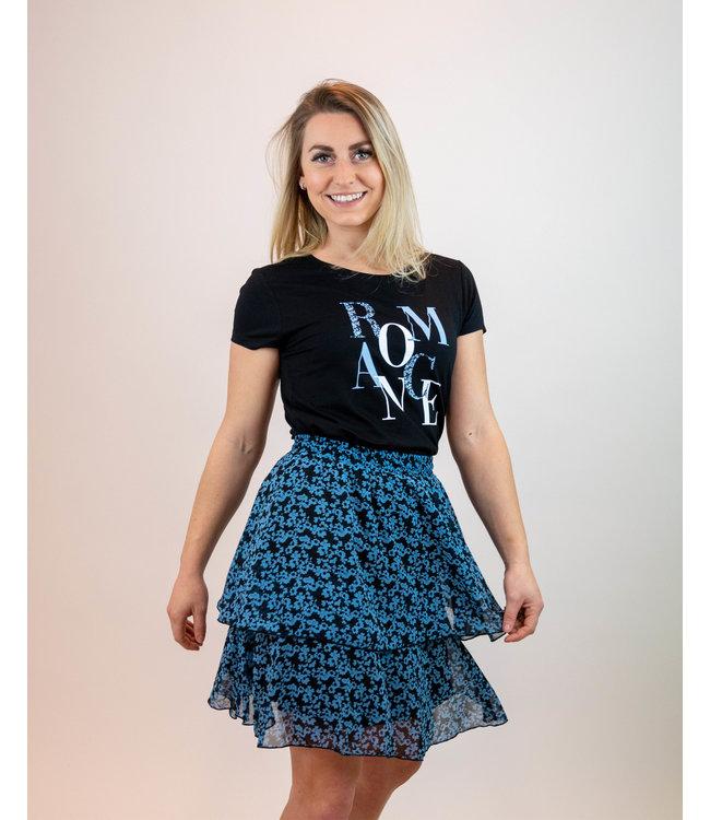Elvira - T-Shirt Romance - E1 21-003