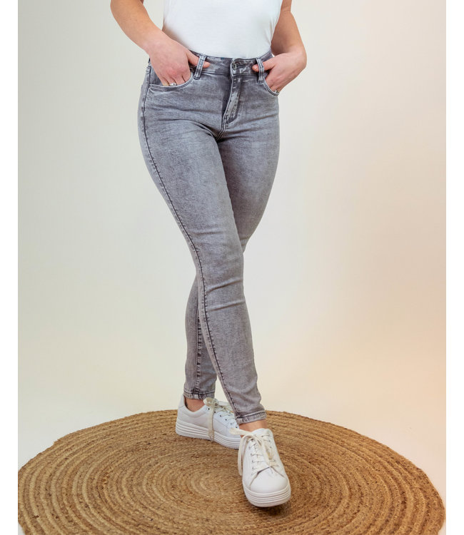 Toxik - High waist jeans - L20103-1