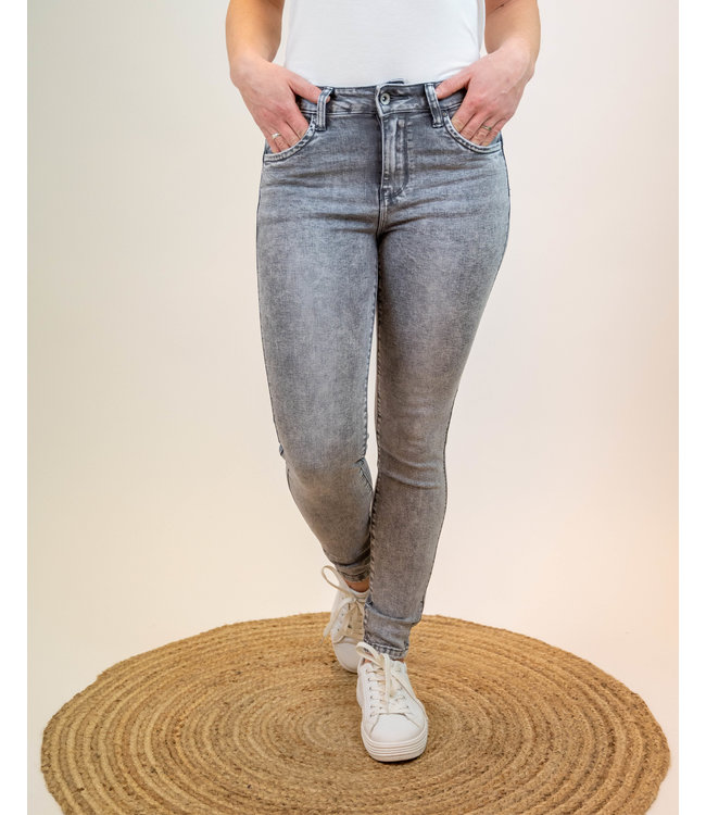 Toxik - High waist jeans - L20102-1