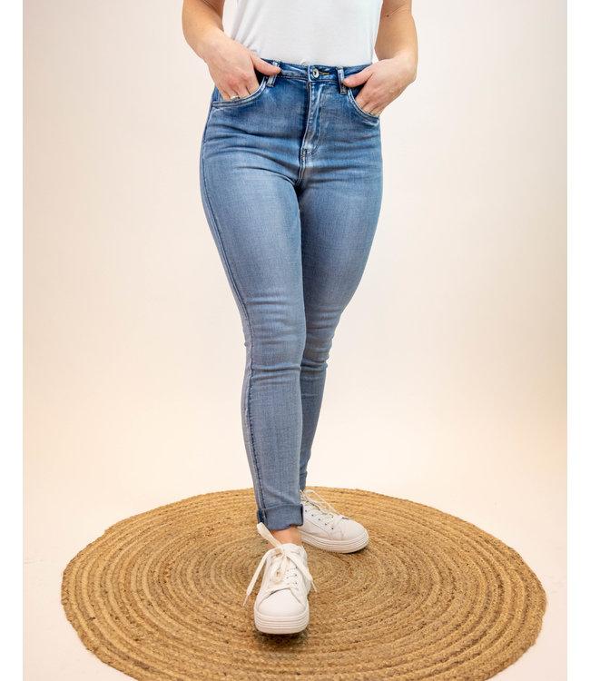 Toxik - High waist jeans - L185- J41