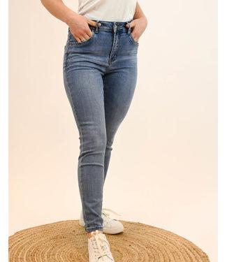 Toxik - Mid-Rise Jeans - L20054-2