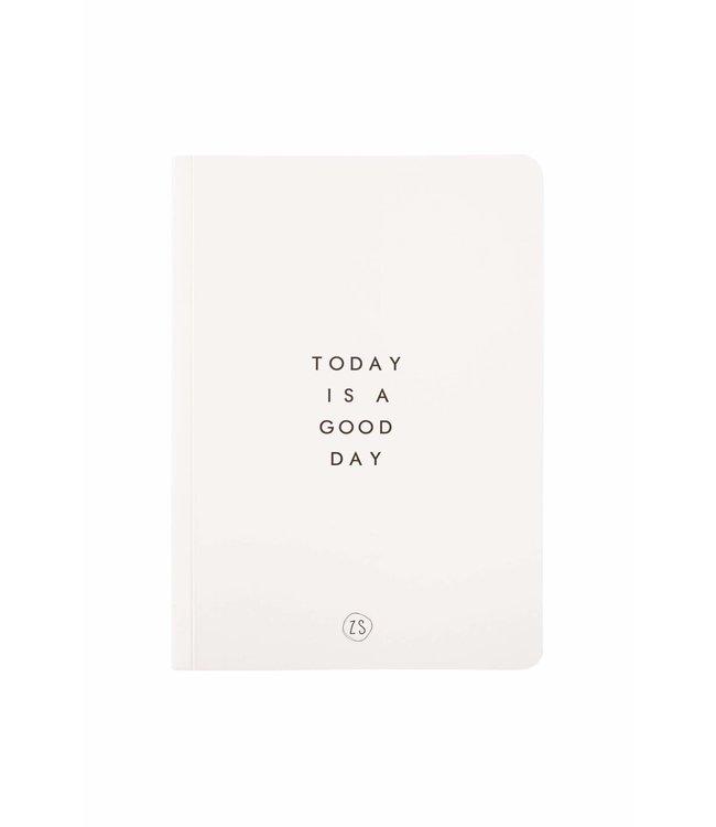 Zusss - Schriftje Good Day Wit