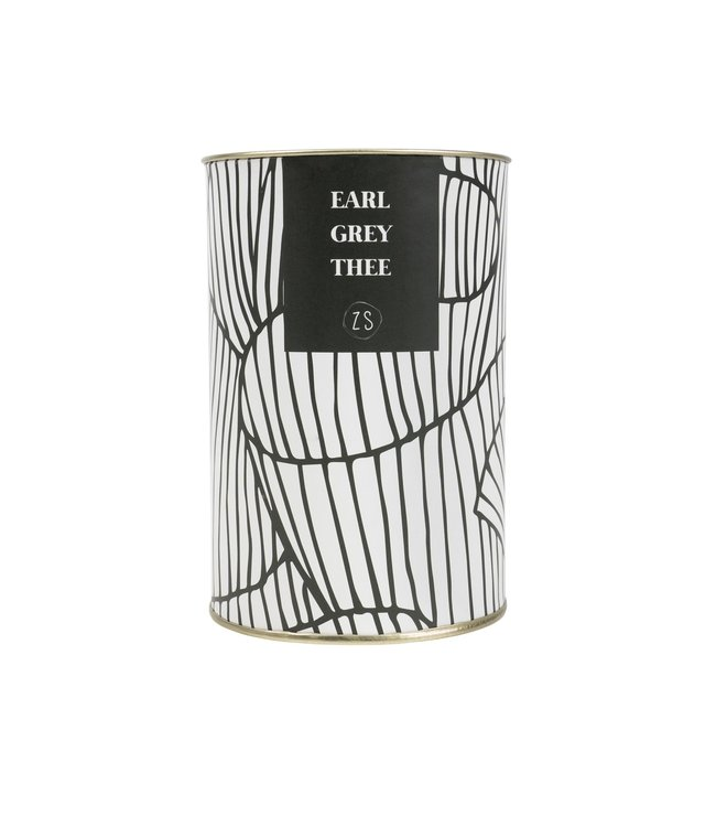 Zusss - Thee In Luxe Koker Earl - Grey Wit