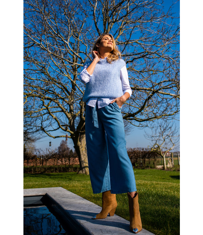 Jeans Culotte - 4020 WE TROUSERS