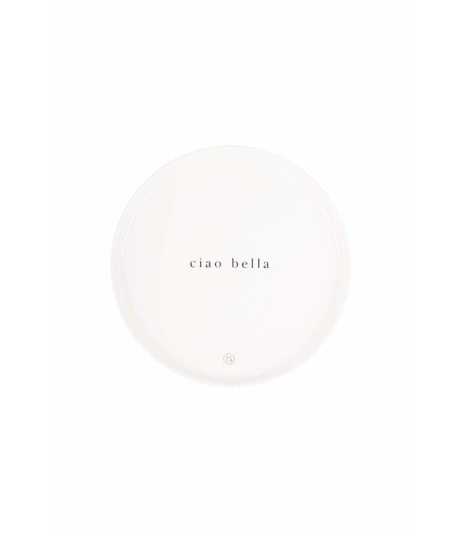 Zusss - Ontbijtbord Ciao Bella