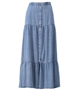 Maxi rok in jeans - S902