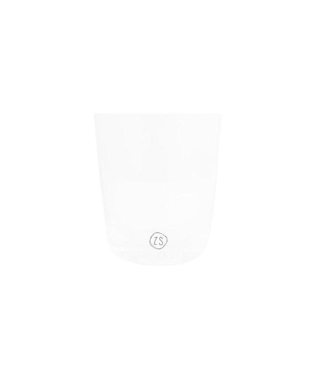 Zusss - Waterglas Gerecycled Glas