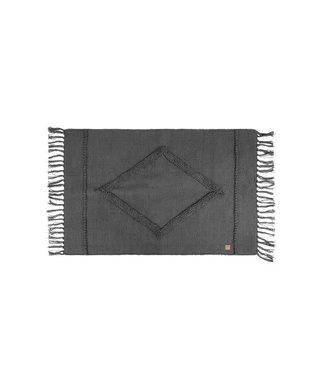 Zusss - vloerkleed ruit 92x59cm