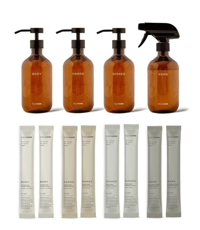 Equa Body & Home  Care Products