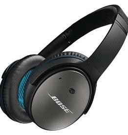 Bose QuietComfort 25 (zwart) (Apple) (OUTLET)