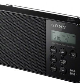 Sony XDR-S40 (zwart) (OUTLET)