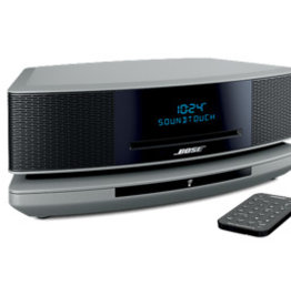 Bose Wave SoundTouch Music System IV (zilver) (OUTLET)