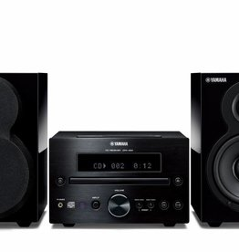 Yamaha MCR-332 (zwart/zwart) (OUTLET)