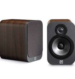 Q Acoustics 3020 (Amerikaans walnoot) (OUTLET)