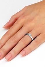 Verlobungsring Romance Weißgold
