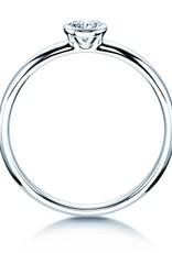 Verlobungsring Eternal Silber
