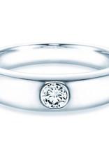 Verlobungsring Promise Silber