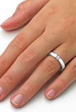 Verlobungsring Infinity Platin