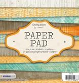Studiolight Paper Pad 15 x 15 cm, 36 vel, 12 patronen nr.79