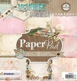 Studiolight Studio Light paper pad Memories of Summer PPMS77
