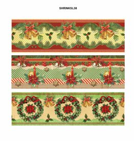 Studiolight Sleeves 157 mm, CLASSIC CHRISTMAS NR 38