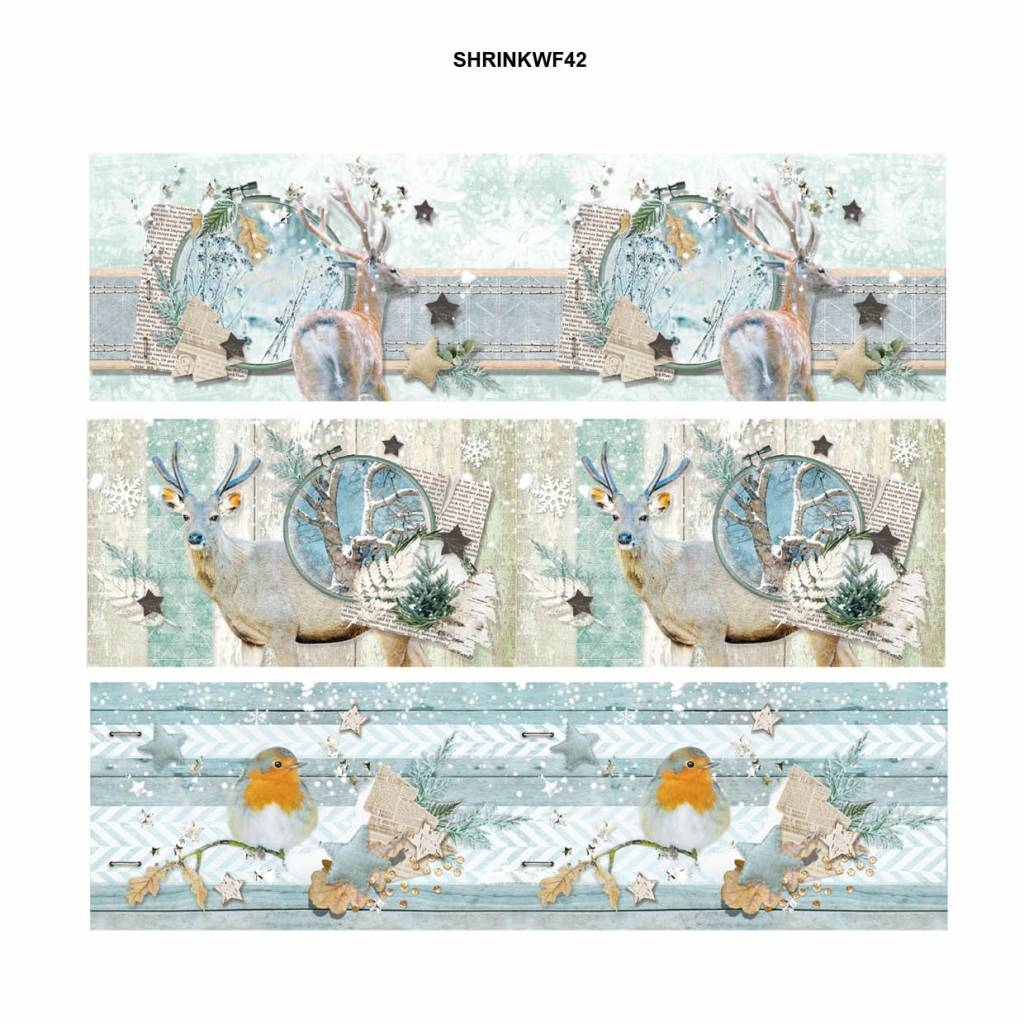Studiolight Sleeves 190 mm, WINTER FEELINGS NR 42