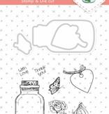 Studiolight Stamp & Die Cut (1) A6 Essentials nr.13