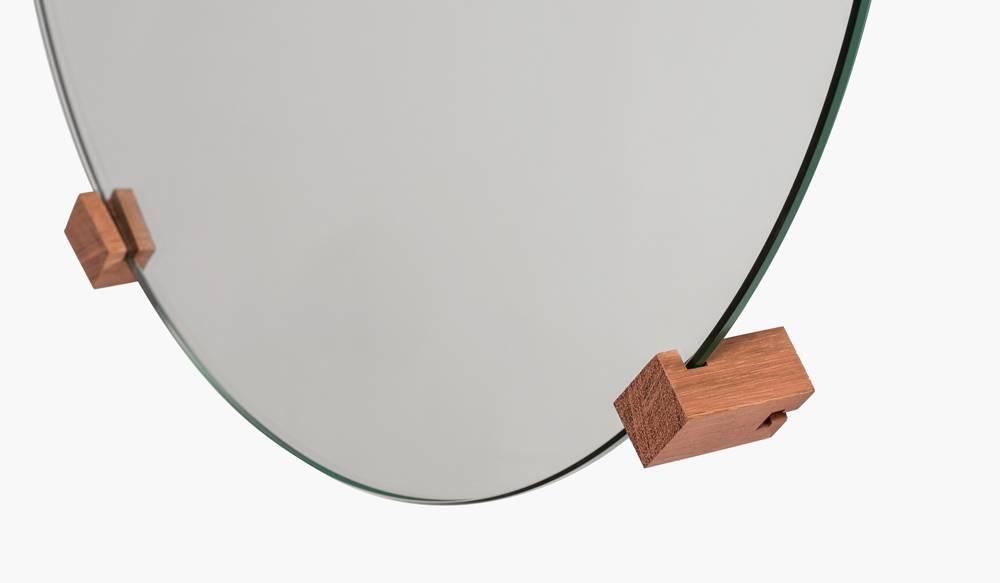 FIGR1 REFLECTOR D50 - JATOBA