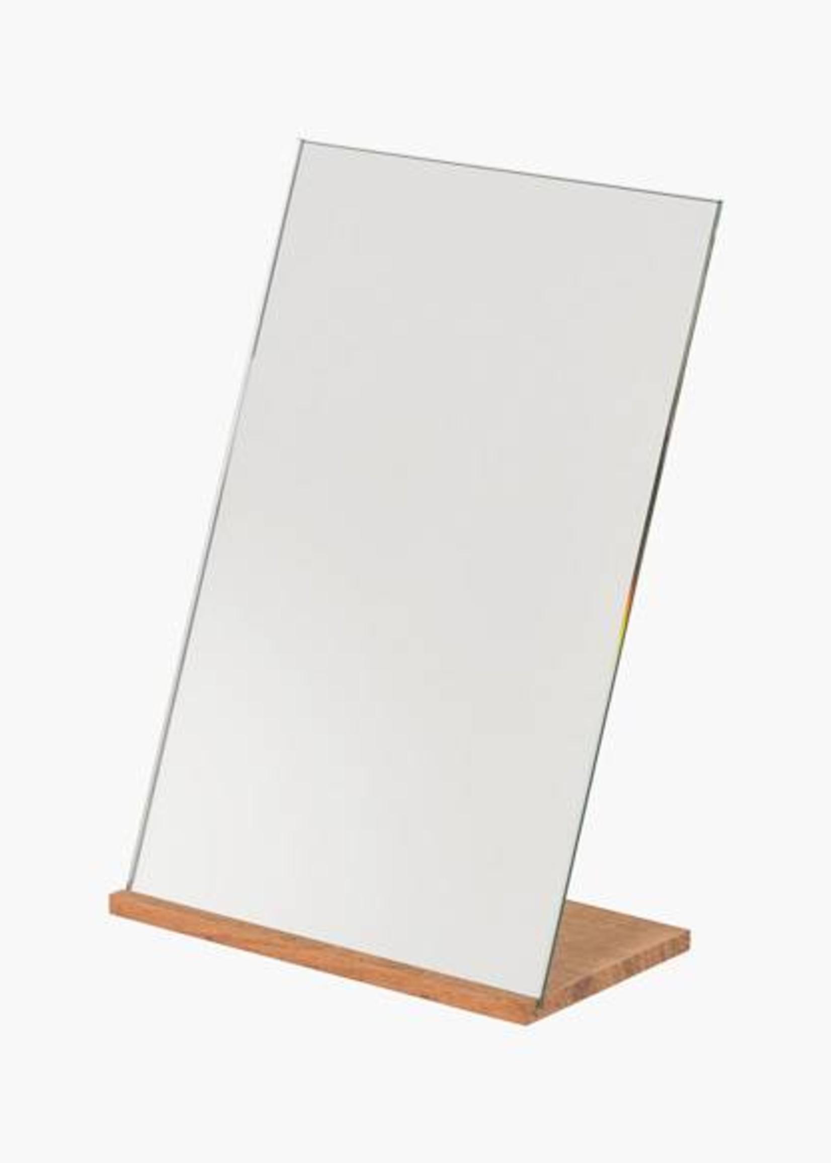 FIGR1 REFLECTOR RECTANGLE - BLANC
