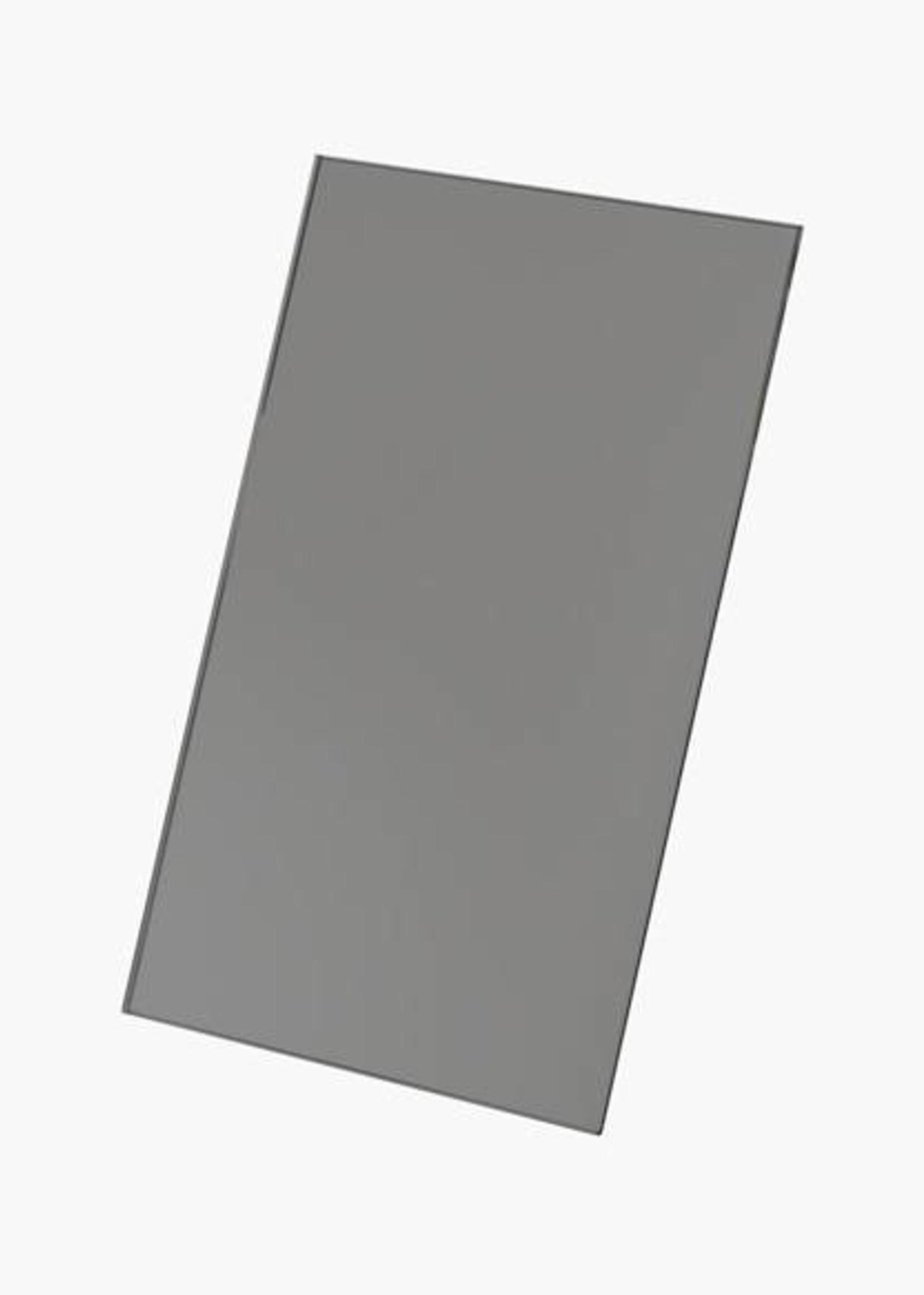 FIGR1 REFLECTOR RECTANGLE - GREY