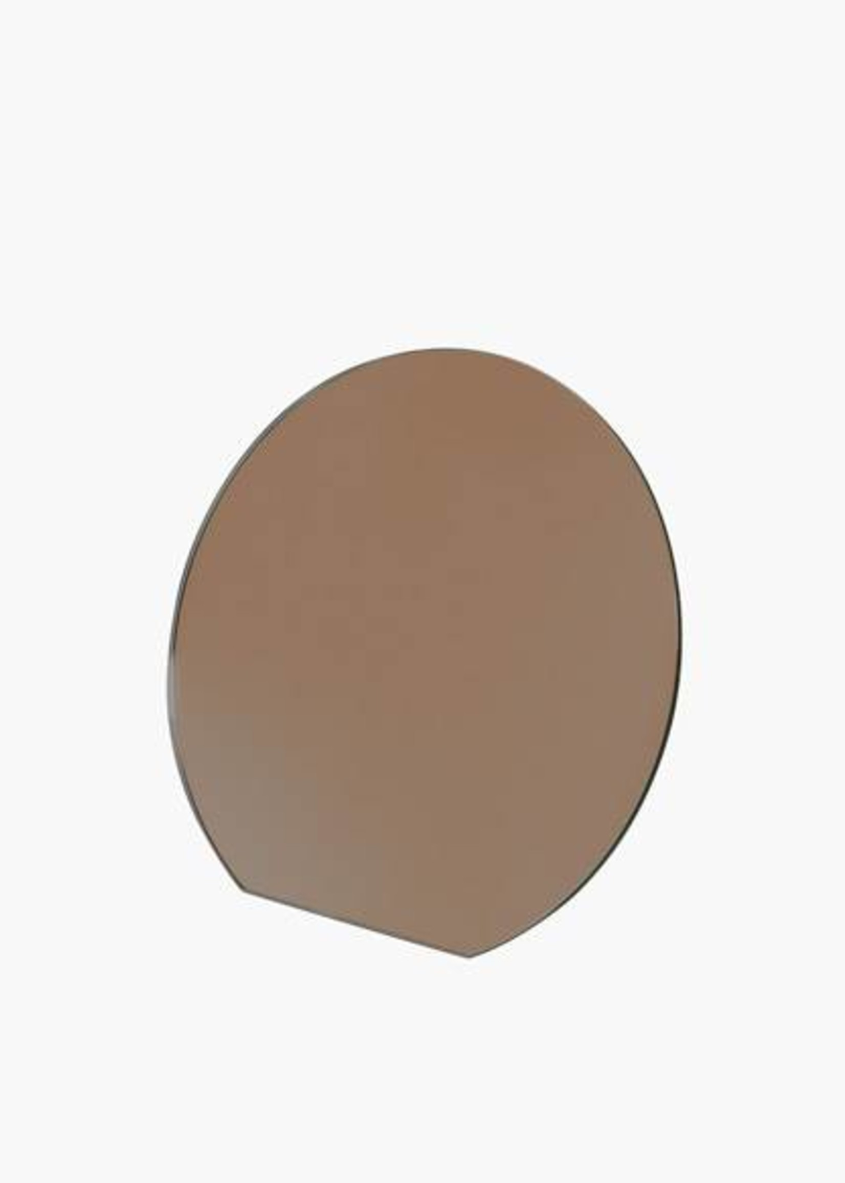 FIGR1 REFLECTOR CIRCLE - COPPER