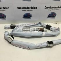 roof airbag right 9804092280 peugeot 208 4 doors / 3 doors
