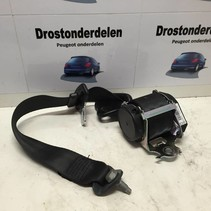 Seatbelt Left-Rear 96730253XX Peugeot 208