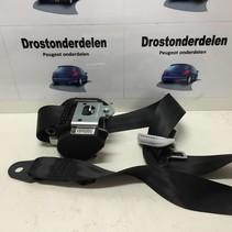 Seatbelt Left-Front 98063150XX Peugeot 208