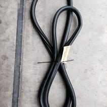 deur rubber rechts voor 9673084680  peugeot 208 4 deurs