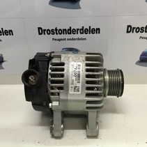 ALTERNATOR DENSO 9806007480 CL8 + 14v PEUGEOT 208