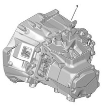 gearbox 20DR20 peugeot 2008 (2231V2) 9HP Semi automatic
