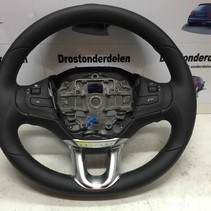 Steering wheel leather 98084115zd Delphi PEUGEOT 2008