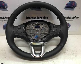 Steering Wheel + accessories